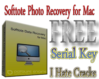 Softtote Photo Recovery For MAC Free Download With Serial Key