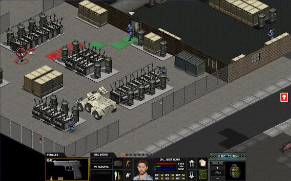 Xenonauts ScreenShot 01