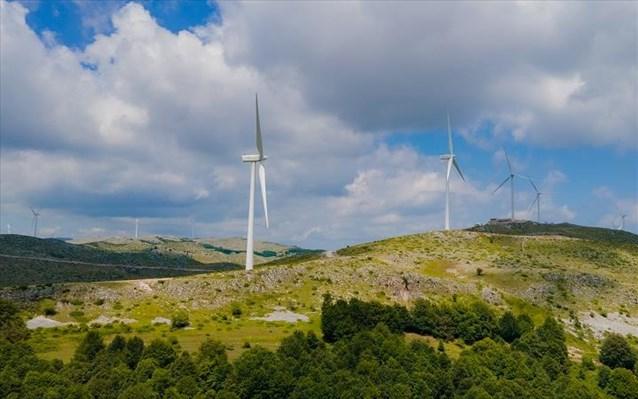Αιολική ενέργεια: Επενδύσεις 260,5 εκατ. ευρώ το πρώτο εξάμηνο 2021