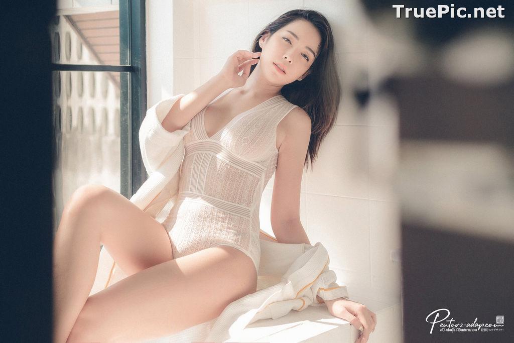 Image Thailand Model - Soraya Suttawas - Monikini Bath Light - TruePic.net - Picture-5