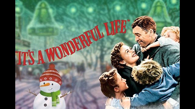 Papo de Cinema: A FELICIDADE NÃO SE COMPRA (It's a Wonderful life) - 1946