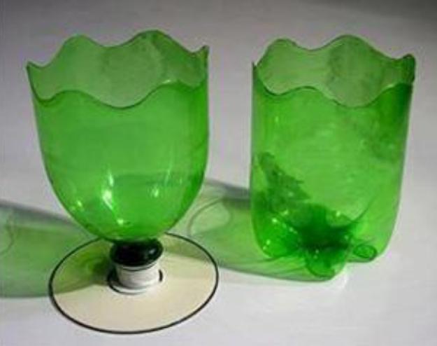 Begini Cara Membuat Pot Bunga Cantik Dari Botol Plastik Naramedia