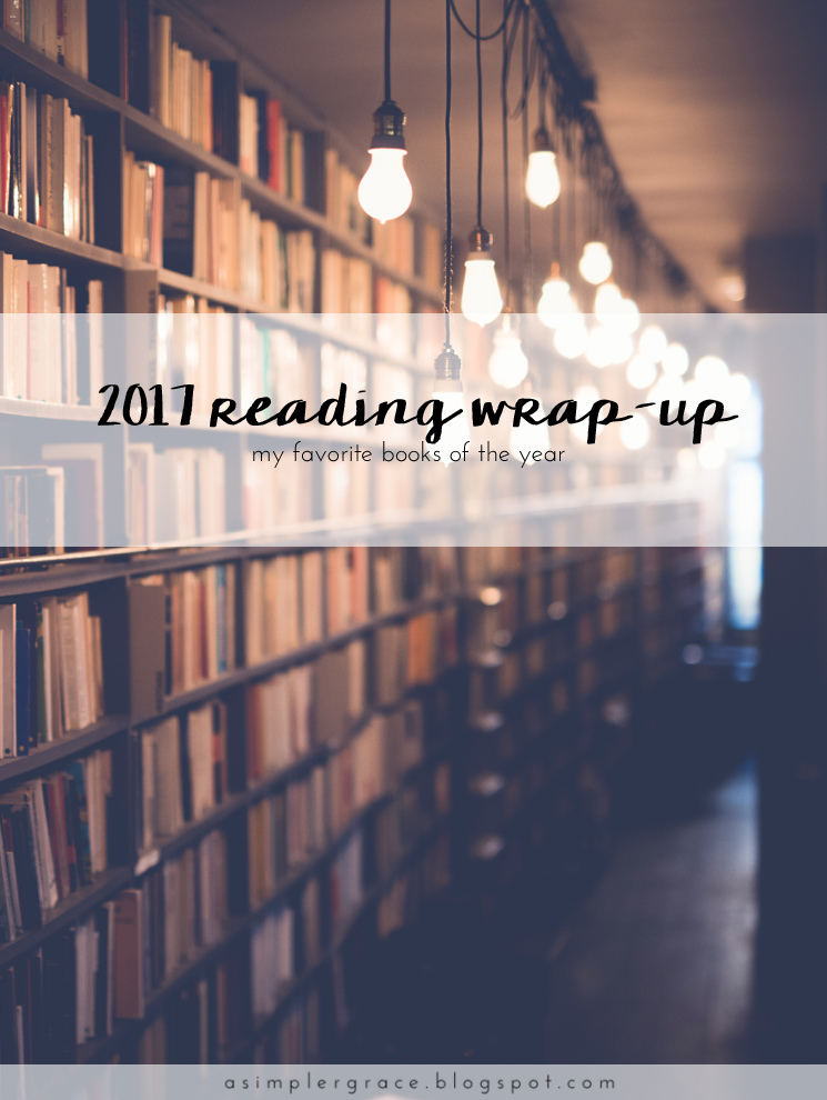 Let's talk about our favorite books of 2017! I'm looking back over the year and sharing my favorites. #whatIread
