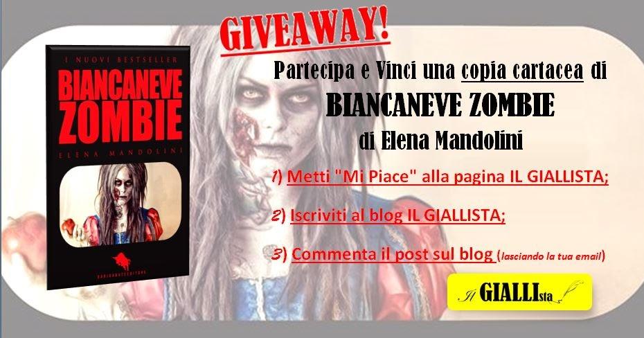 Giveaway: BIANCANEVE ZOMBIE di Elena Mandolini