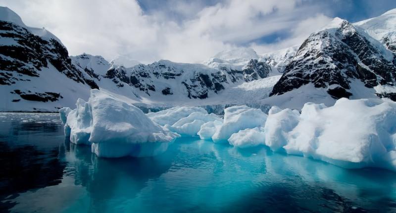 Antartika, Tempat Indah yang Terus Meleleh
