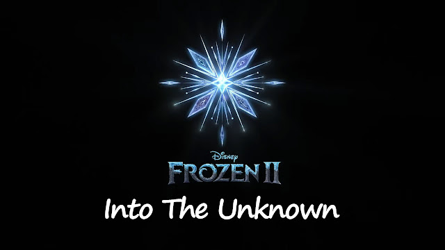 lirik lagi into the unknown frozen 2