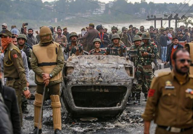 'পুলওয়ামায় নাশকতা করতে পাকিস্তান থেকে এসেছিল ১০ লক্ষ পাকিস্তানী টাকা' :এনআইএ