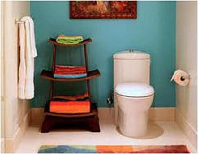 Inexpensive Decorating Ideas For Bathroom ID F2B
