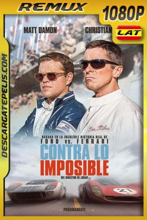 Contra lo imposible (2019) 1080p BDRemux Latino – Ingles