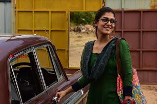 Actress Nayanthara Pos in Dora Movie  0011.JPG