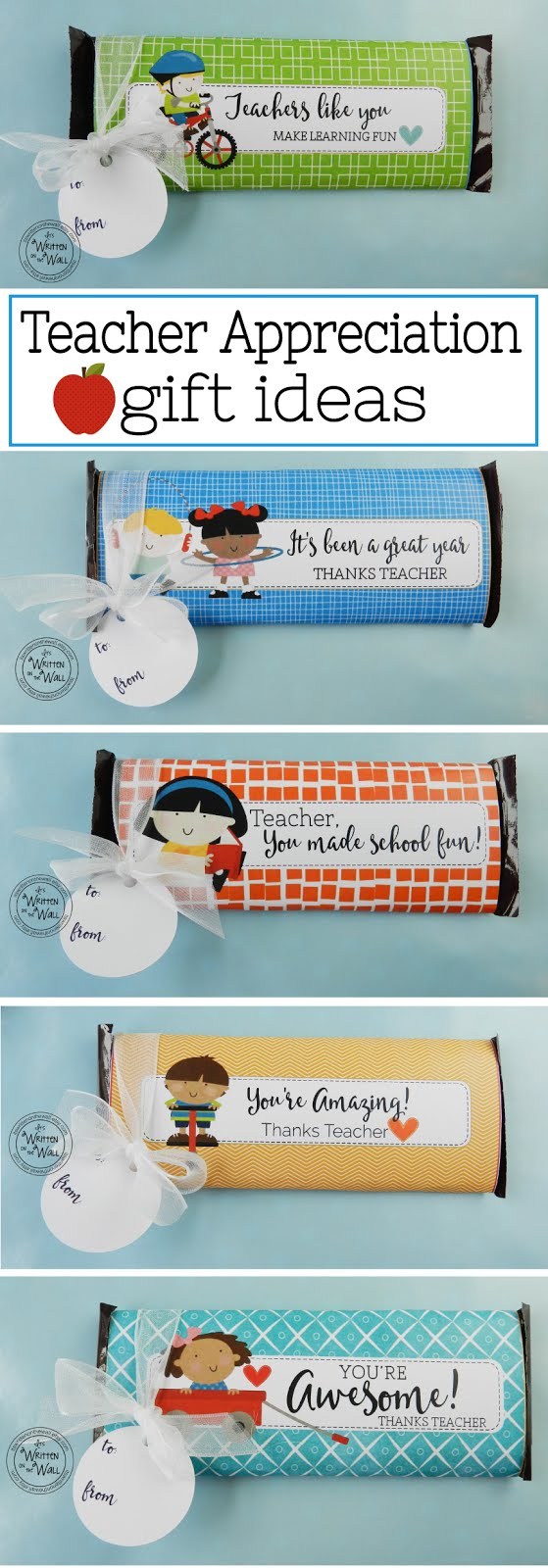 Have you got your Teacher Appreciation gift yet?