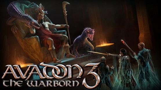 Avadon 3 The Warborn Game Free Download-PCGAMEFREETOP