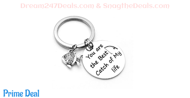 50%OFF Engraved Keychain For Dad | Ideal Gift for Father's Day