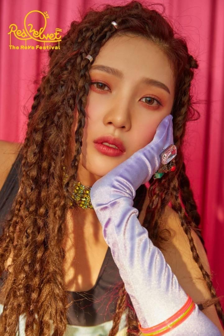 Joy's teasers for Red Velvet's comeback, Zimzalabim ...