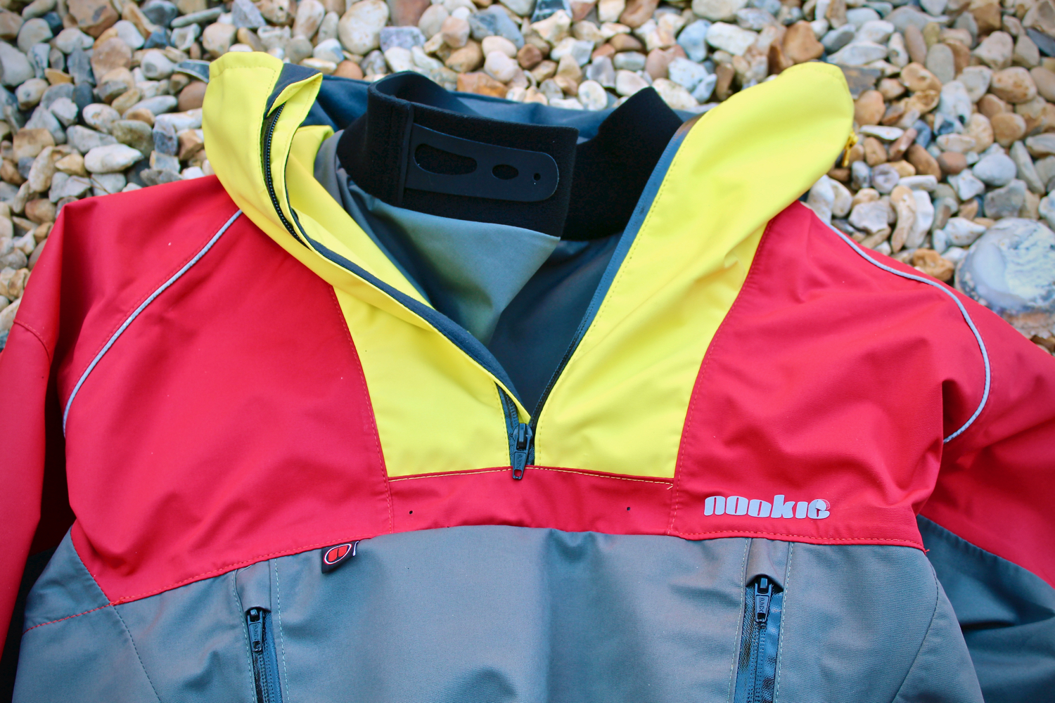 Review Nookie Storm Kayaking Cag Jacket