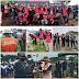 MAPPEGAS dan 80 komunitas/organisasi lainnya ikut serta dalam acara penanaman pohon dan aksi pungut sampah yang digagas oleh Kuda Hitam MC di Pantai Selatan