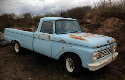 1964 Ford F100 Pickup Truck For Sale on 1949 chevy pickup 5 window for sale