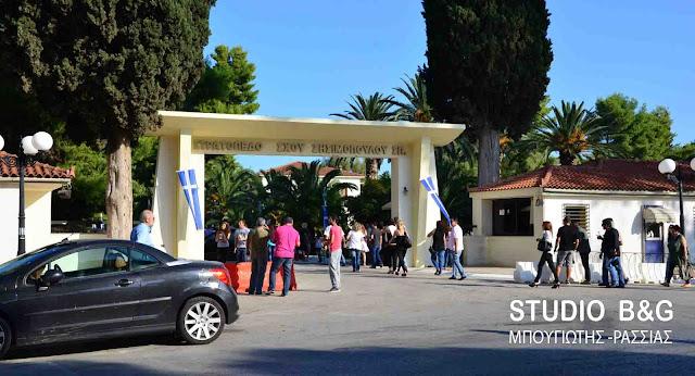 Υποψήφιο ξανά σύμφωνα με δημοσιεύματα το στρατόπεδο Ναυπλίου για να φιλοξενήσει μετανάστες