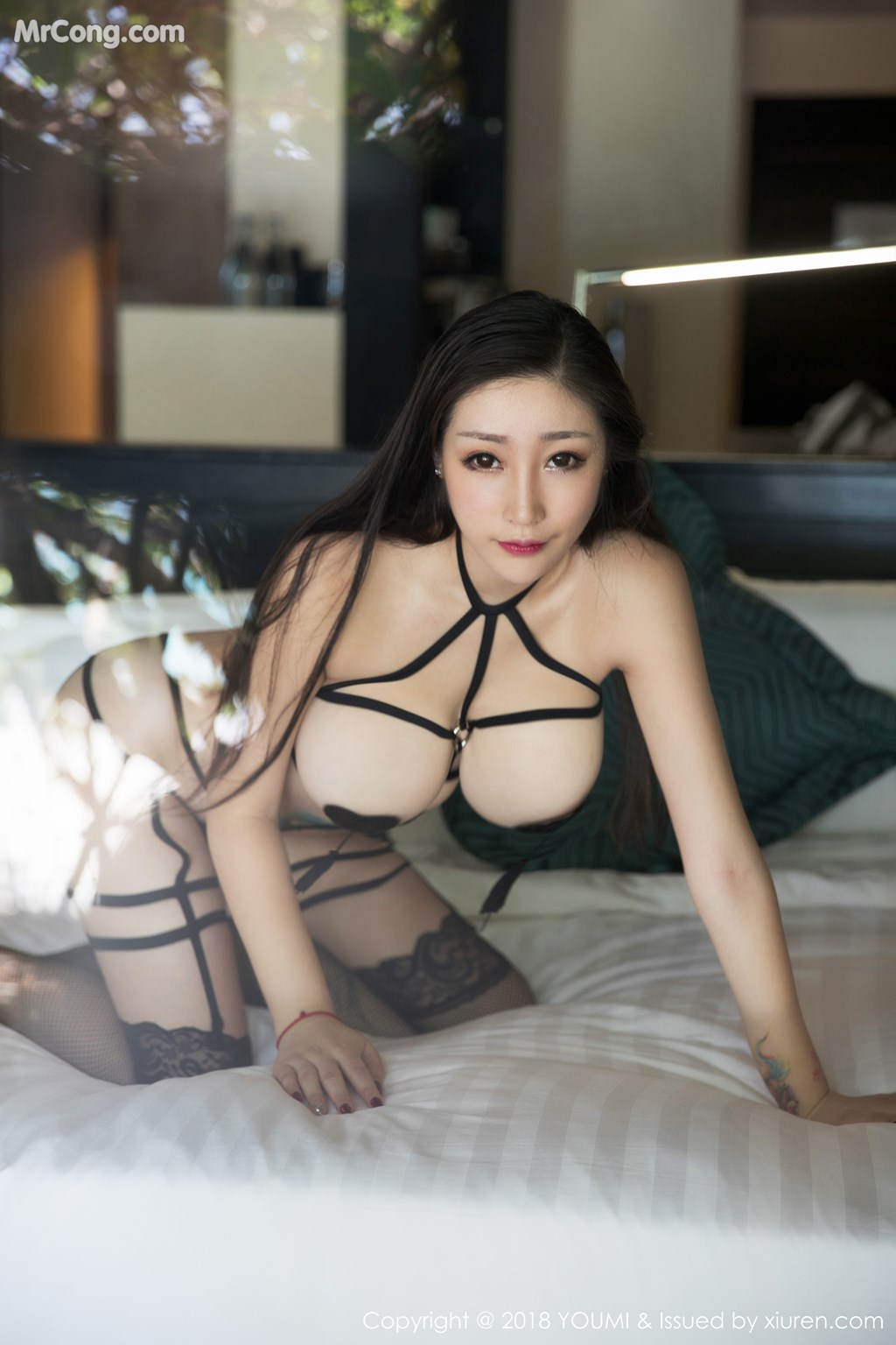 Image YouMi-Vol.221-Daji-Toxic-MrCong.com-003 in post YouMi Vol.221: Người mẫu Daji_Toxic (妲己_Toxic) (45 ảnh)