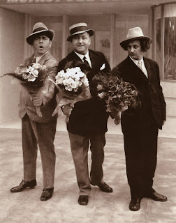 The Three Stooges Moe Larry Curly