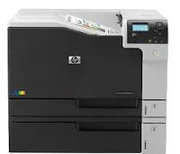 Télécharger HP Color Laserjet M750dn Pilote