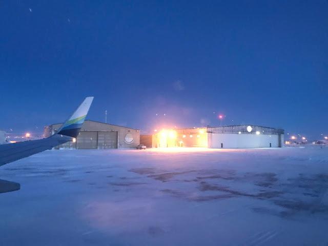 Wiley Post–Will Rogers Memorial Airport, Utqiagvik (C) 2020 Supratim Sanyal