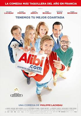 Alibi.com 2016 DVD R2 PAL Spanish