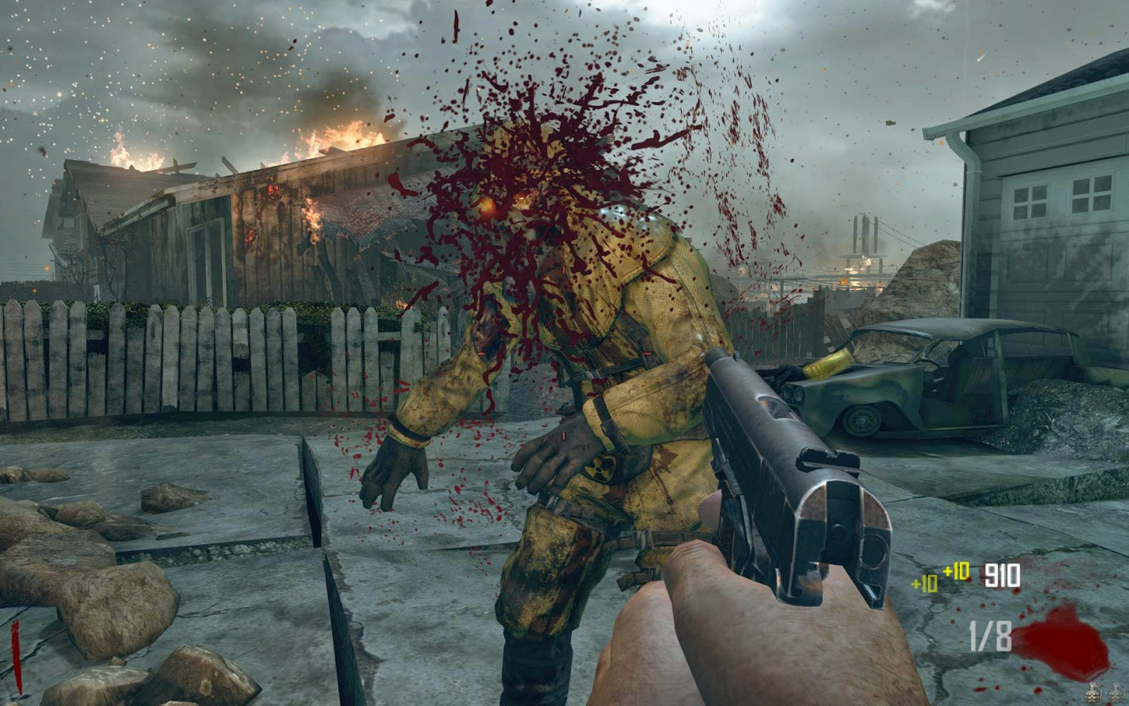 Download Call of Duty: Black Ops Zombies on PC with BlueStacks