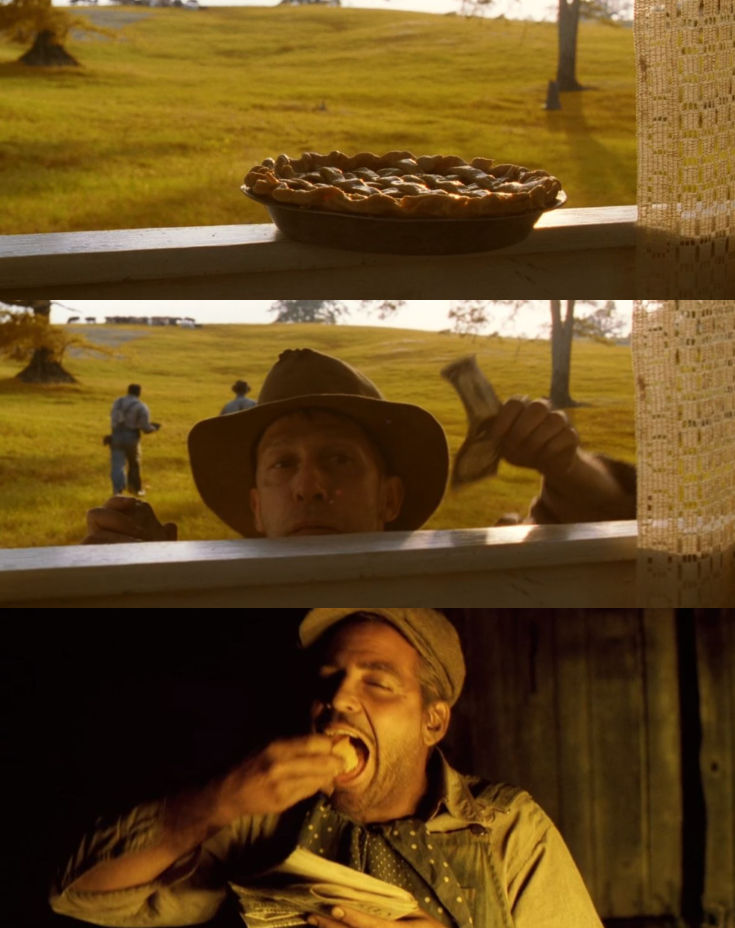 O Brother Where Art Thou Stolen Pie