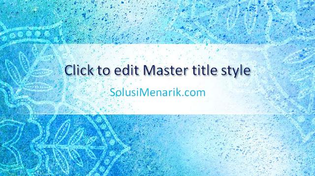 Mandala PowerPoint Template