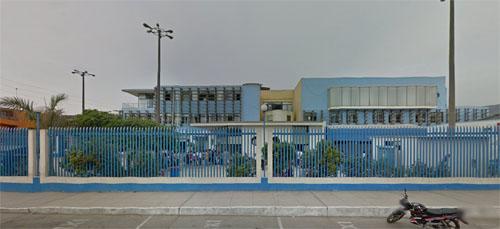 Hospital I Marino Molina Scippa - Comas