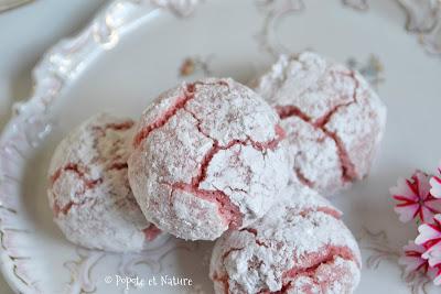 Amaretti aux biscuits de Reims
