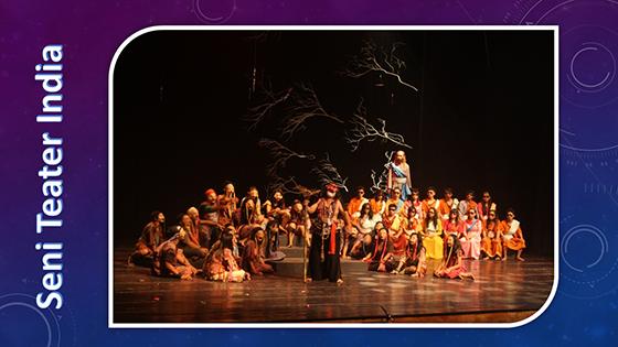 Pertunjukan Seni Teater India (Mancanegara)