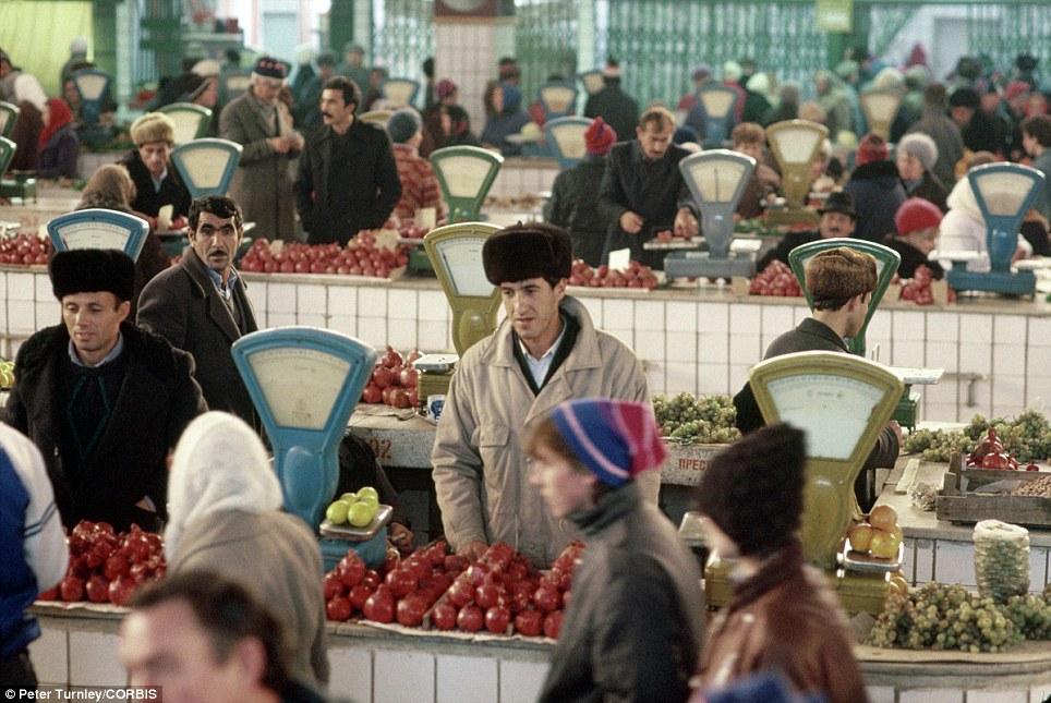 Mitos sobre la Unión Soviética