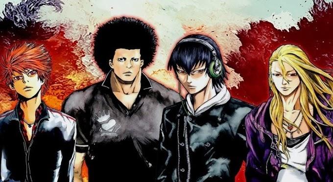 BEST High School Fight Manga
