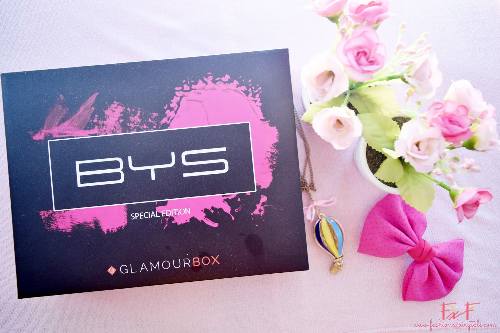 BYS Special Edition Glamourbox | Unboxing