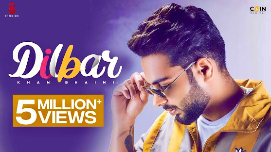 Dilbar Song Lyrics - Khan Bhaini | Gur Sidhu | Latest Punjabi Song | Sukh Sanghera Lyrics Planet