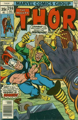 Thor #266, Loki and the Destroyer