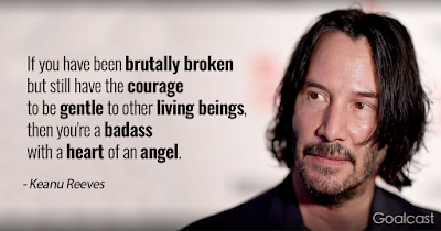 Keanu Reeve quote