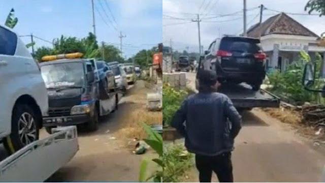 Warga Desa di Tuban Kaya Mendadak: Minimal Dapat Rp 8 M dari Pembebasan Lahan, Borong Ratusan Mobil