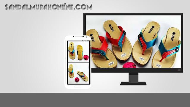Grosir Sandal Wanita Online Murah - Sandal CS CPC Wanita