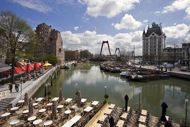 Old Harbor de Roterdã