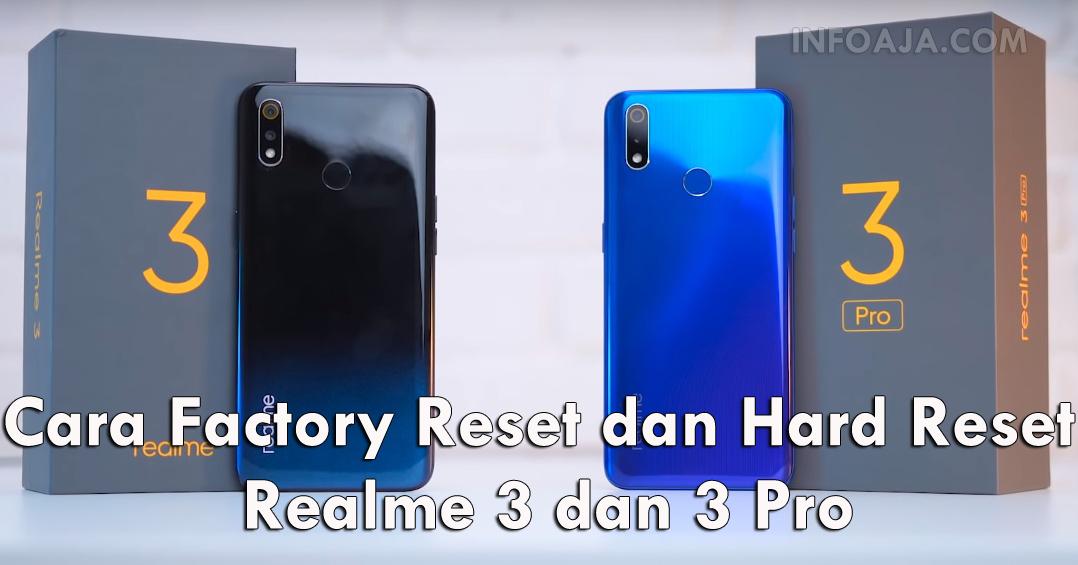 Realme 3 dan 3 Pro