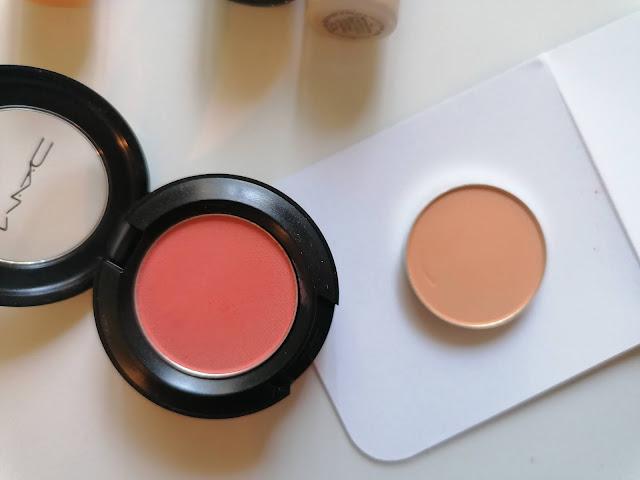 MAC eye shadows review
