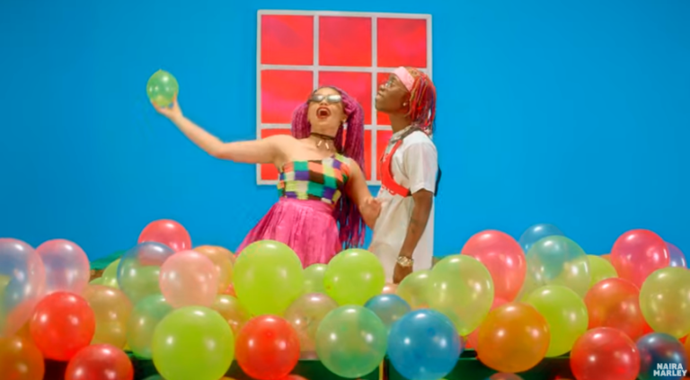 Naira Marley's signee, Lyta, accused of plagiarising popular Korean music video  #Arewapublisize