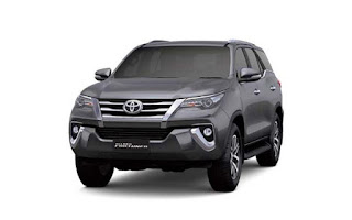 warna all new toyota fortuner