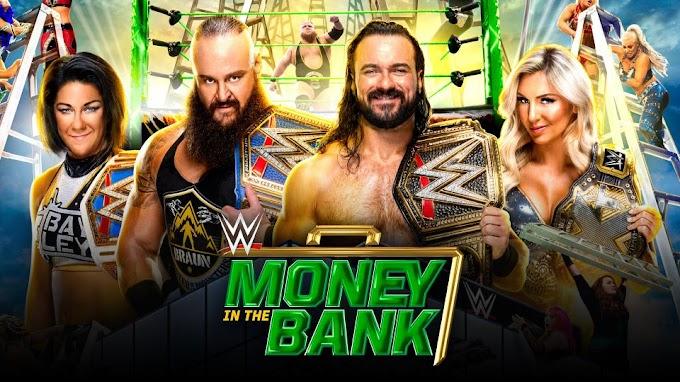 Assistir WWE RAW ao vivo 11/05/2020
