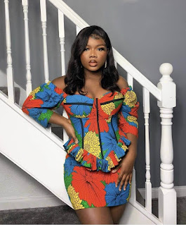 Ankara Styles: African dress design pictures