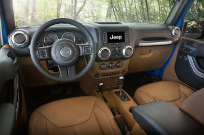 2013 Jeep Wrangler Convertible SUV Unlimited Sahara