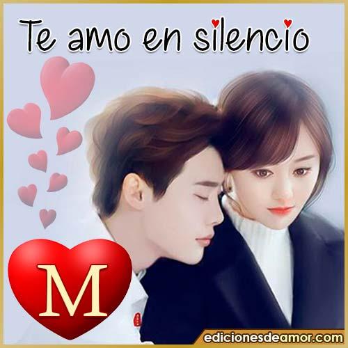 te amo en silencio M